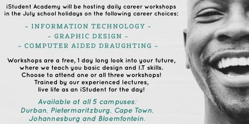 iStudent Academy JHB : CAD Winter Workshops