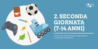 """Corso """"Essere genitori oggi"""" - Seconda giornata (7-14 anni) - Abitanti Torbole Casaglia e Castel Mella"""