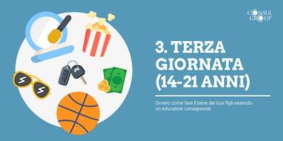 """Corso """"Essere genitori oggi"""" - Terza giornata (14-21 anni) - Abitanti Torbole Casaglia e Castel Mella"""