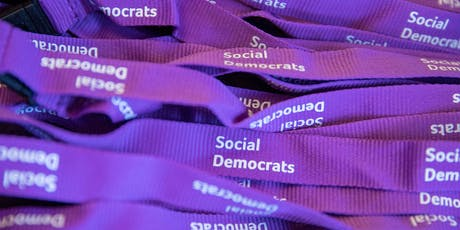 Social Democrats National Conference 2019 tickets