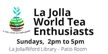 La Jolla World Tea Enthusiasts tickets