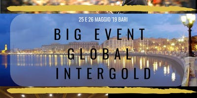 Evento Global InterGold a Bari