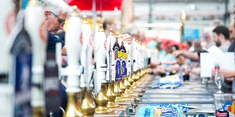Tuesday - Great British Beer Festival tickets
