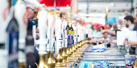 Wednesday - Great British Beer Festival tickets