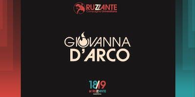 Giovanna D'Arco #RuzzanteLive