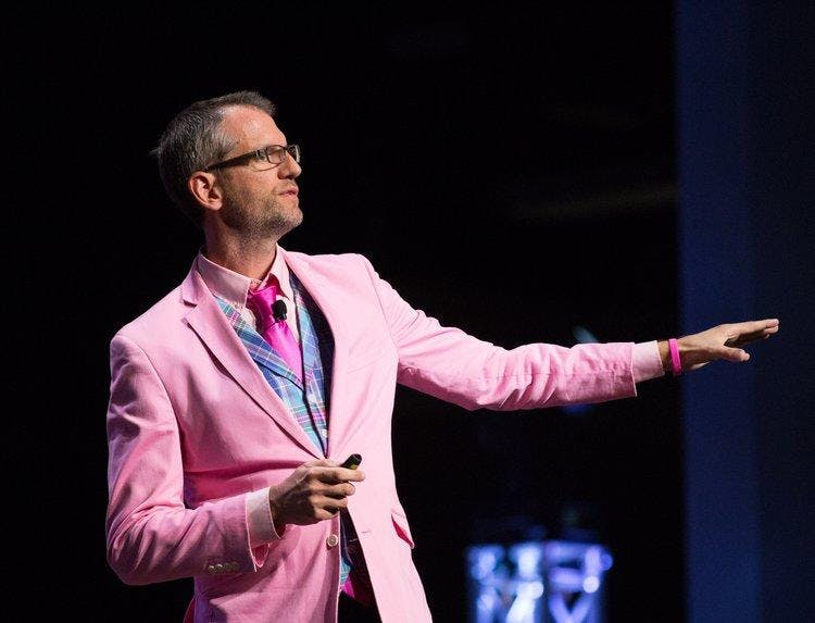 David Rendall - The Freak Factor: Discovering Uniqueness by Flaunting Weakness