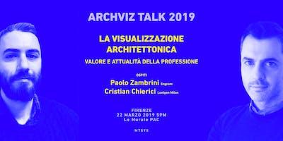 ARCHVIZ TALK . La Visualizzazione Architettonica con Engram e Luxigon Milan