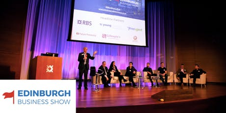 Edinburgh Business Show 2019 tickets