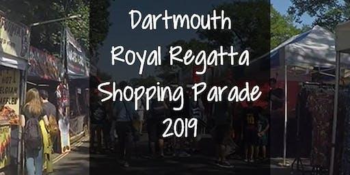 Dartmouth Royal Regatta Shopping Parade