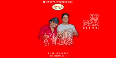 Happy+Hour+com+Almir+e+Elias