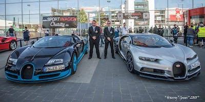 Große Sportwagencharity 2019