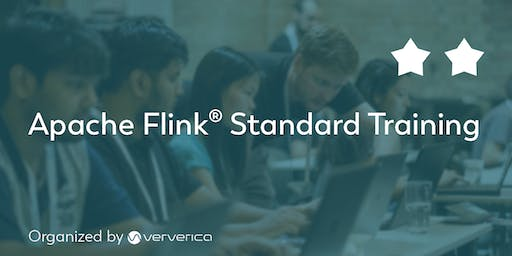 Apache Flink Standard Training - Paris, FR