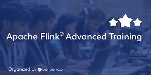 Apache Flink Advanced Training - Paris, FR