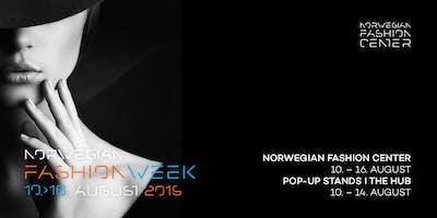 Norwegian Fashion Week - SS20