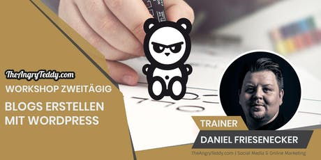 Weekend Academy: Blogs erstellen mit Wordpress Tickets