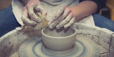 Pottery Wheel Taster Session