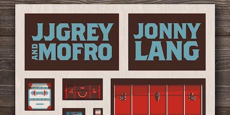 JJ Grey & Mofro / Jonny Lang tickets