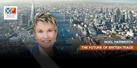 Noel Harwerth - The Future of British Trade tickets