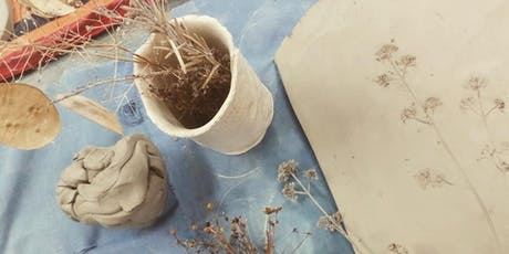 Herb Pockets - Pottery Project Workshop tickets