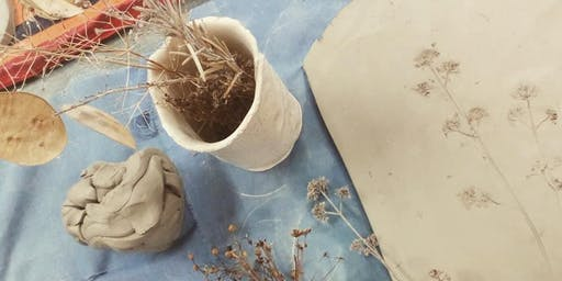 Herb Pockets - Pottery Project Workshop