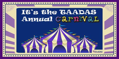 TAADAS Annual Carnival 2019 tickets