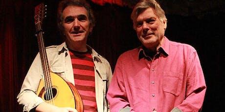 Jez Lowe & Steve Tilston tickets