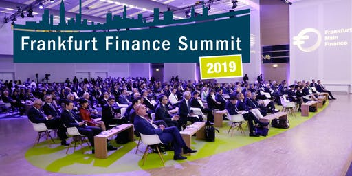 Frankfurt Finance Summit 2019