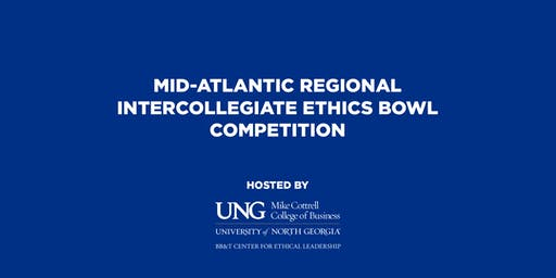 2019 Regional Intercollegiate Ethics Bowl Competition