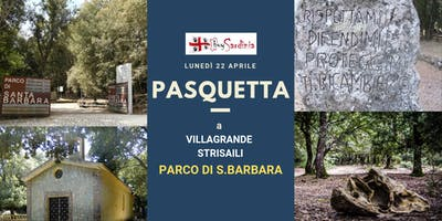 PASQUETTA AL PARCO DI S.BARBARA – VILLAGRANDE STRISAILI – LUN 22 APR