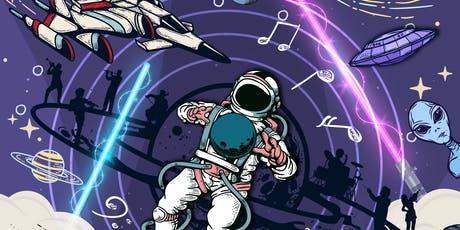 Blast Off! A Musical Space Adventure at West Bridgford Library tickets