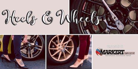 Heels & Wheels - Summer 2019 tickets