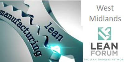 West Midlands Lean Forum Launch Event