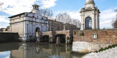 GIRO IN BATTELLO TRA I CANALI DI PADOVA - Porte Contarine/Golena S. Massimo