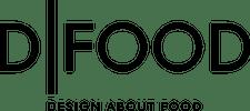 Dfood, Design About Food logo