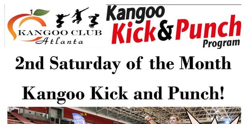 Kangoo Jumps Kick & Punch Class in Smyrna!