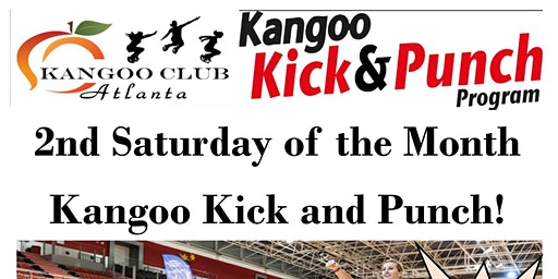 Kangoo Club Atlanta Kick & Punch Class in Smyrna!