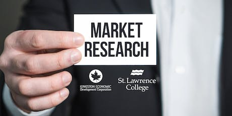 Market Research for Growth & Expansion  tickets