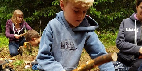 Bushcraft With Hidden Horizons tickets