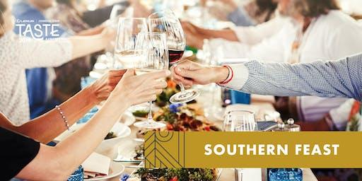 Taste 2019: Southern Feast