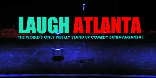 Comedy in Midtown ATL