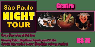 São Paulo NIGHT TOUR - Centro