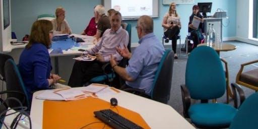 UWSA sALTiRE Introductory Workshop- Lanarkshire