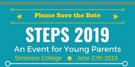 STEPS 2019 Pre-Registration (Save the Date!) tickets