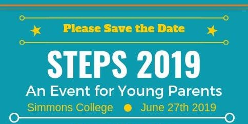 STEPS 2019 Pre-Registration (Save the Date!)