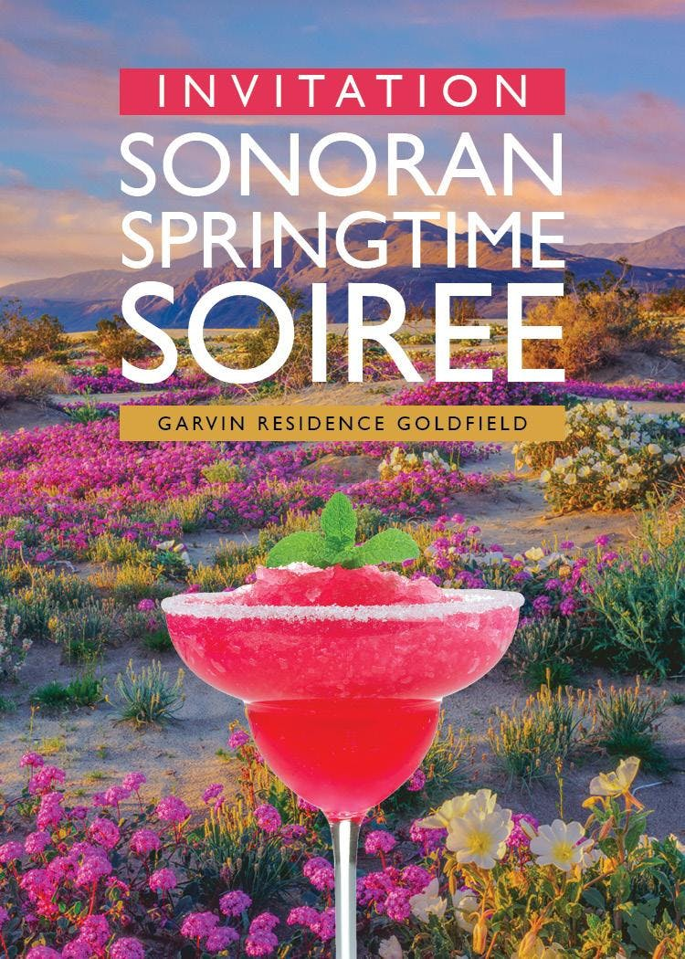 Sonoran SpringTime Soiree