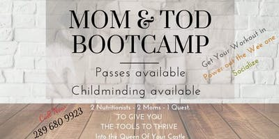 Mom and Tod Bootcamp