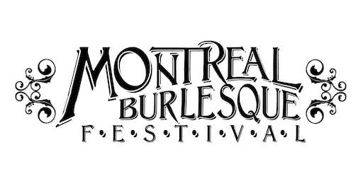 Montreal Burlesque festival 2019