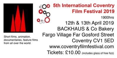 Th International Coventry Film Festival