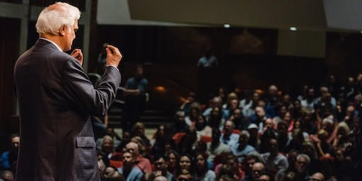 Recapture the Wonder: Open Forum with Ravi Zacharias