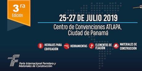 Expo F 2019 entradas